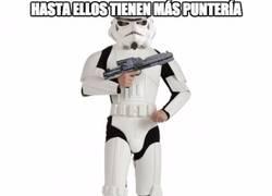 Enlace a Hasta los stormtrooper tienen más puntería