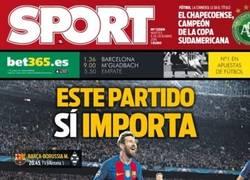 Enlace a Nos negamos a creer que Sport diga esto de verdad en su portada de hoy