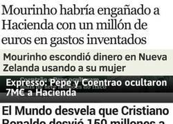 Enlace a El resumen en titulares de todos los jugadores del Real Madrid pillados hasta ahora, por @llourinho