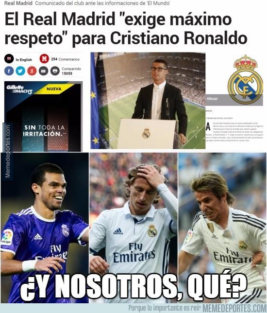 930696 - El Real Madrid se olvida de los otros