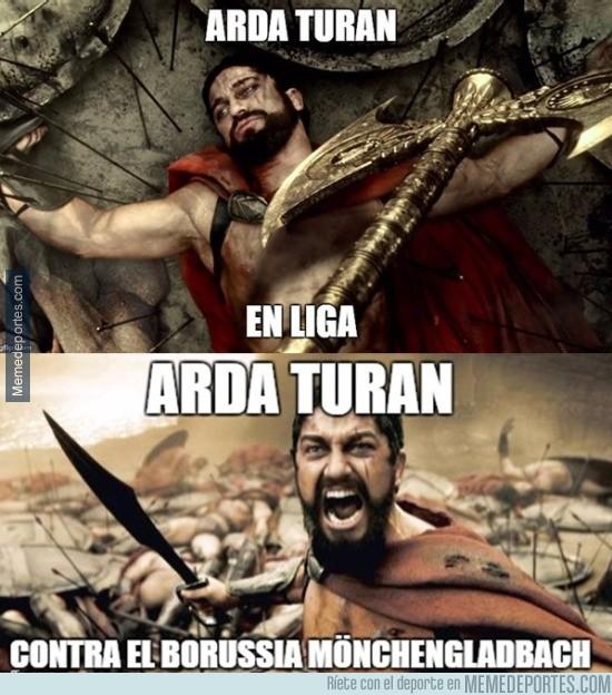 930739 - Increible lo de Arda contra el Borussia negro
