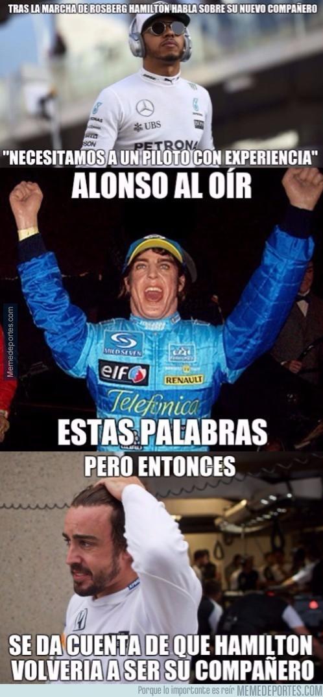 930763 - La situación actual de Fernando Alonso
