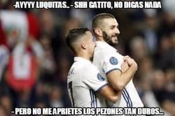 Enlace a Hay mucho cariño en el Real Madrid, demasiado...