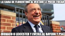 Enlace a Florentino siempre gana
