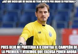 Enlace a Casillas sigue totalmente intratable