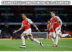 Enlace a Bad luck Arsenal...