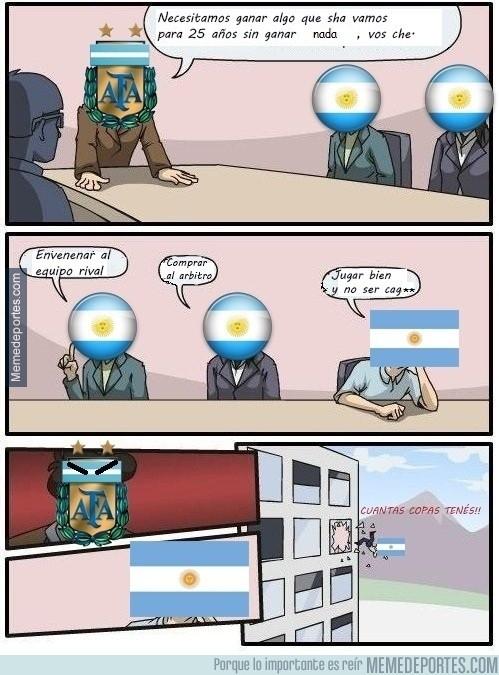 931139 - La solución definitiva para Argentina