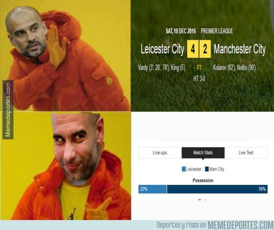 931551 - Al menos hay algo positivo en el partido del Leicester-City...