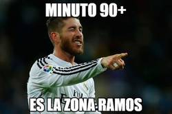Enlace a Ramos like a boss a partir del 90