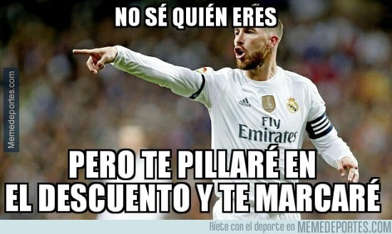 931623 - Sergio Ramos vuelve a salvar al Madrid en el tiempo de descuento