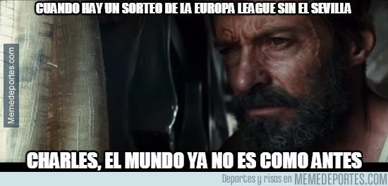 932148 - Cuando hay un sorteo de la Europa League sin el Sevilla