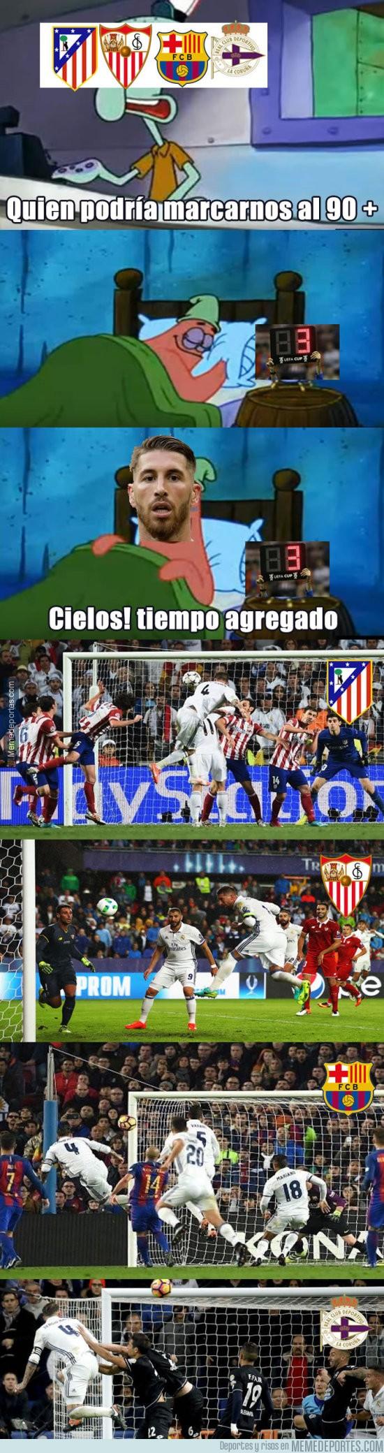 932232 - Nunca cantes victoria frente al Madrid
