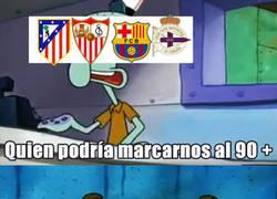 Enlace a Nunca cantes victoria frente al Madrid
