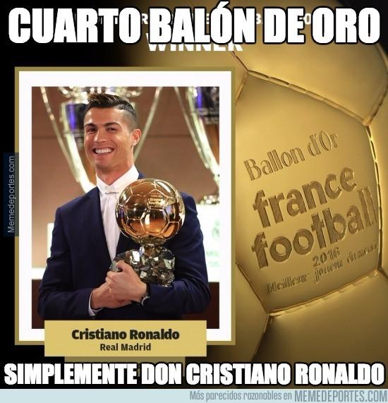932283 - ¡Felicidades Cristiano!