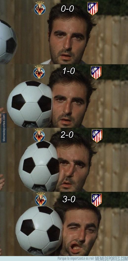 932395 - Resumen del Villarreal-Atlético de Madrid