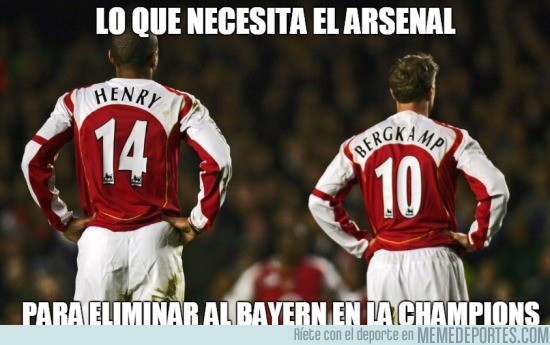 932604 - Lo que necesita el Arsenal