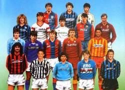 Enlace a La serie A 1990/1991, cuando era la mejor liga del mundo