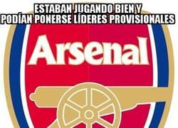 Enlace a El Arsenal no quiere romper las tradiciones