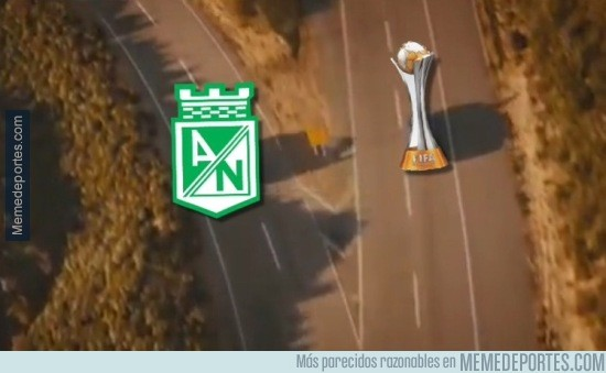 932784 - Hasta pronto Atlético Nacional, gracias por participar