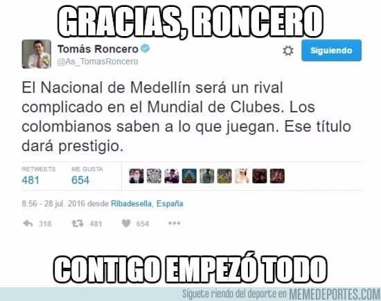 932838 - Gracias, Roncero