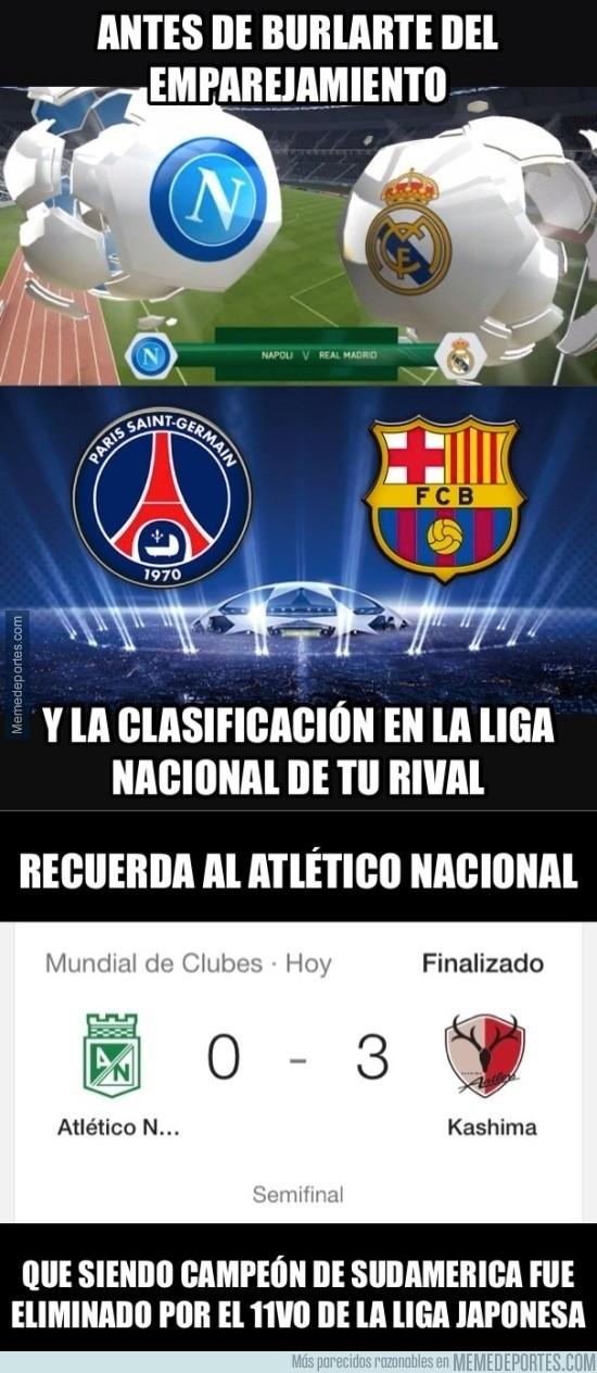 932882 - Acuerdate del Atlético Nacional...