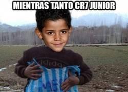 Enlace a Mientras tanto CR7 Junior