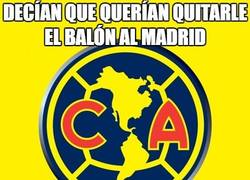 Enlace a Decían que querían quitarle el balón al Madrid