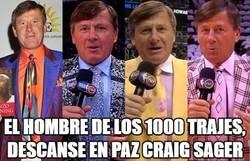 Enlace a DEP Craig Sager
