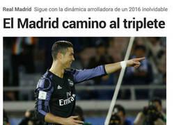 Enlace a Según Marca, el Real Madrid está a punto de ganar el triplete