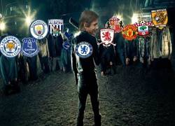 Enlace a Conte en la Premier League