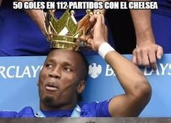 Enlace a Diego Costa es el Rey blue