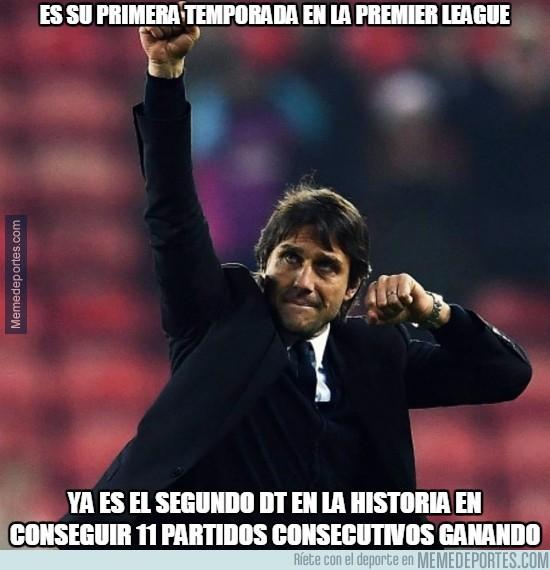 933448 - Impresionante lo de Conte con el Chelsea