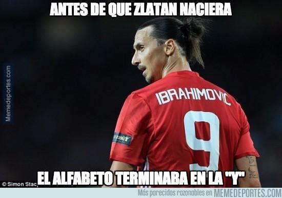 933476 - Hoy, en Zlatan Facts...