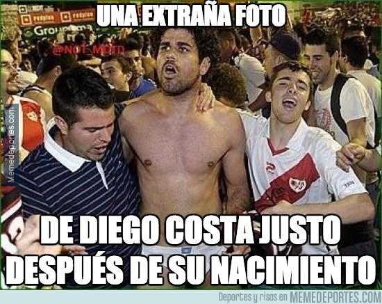 933486 - El curioso caso de Diego Costa