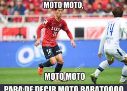 Enlace a La conversación privada entre Cristiano Ronaldo y Shuto Yamamoto