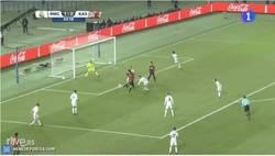 Enlace a GIF: ¡GOL DEL KASHIMA! empata el partido al borde del descanso