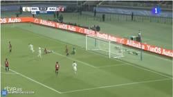 Enlace a GIF: Cristiano Ronaldo marca su hattrick frente al Kashima