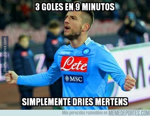 933762 - Tremendo partidazo de Dries Mertens ante el Torino