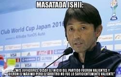 Enlace a Palabras del entrenador del Kashima Antlers