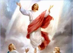 Enlace a La ascensión del Messías a los cielos