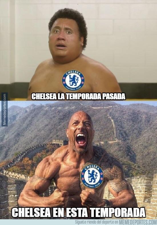 933982 - El Chelsea de la temporada pasada no es ni 1/4 de éste