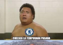 Enlace a El Chelsea de la temporada pasada no es ni 1/4 de éste