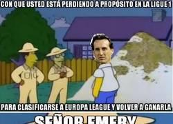 Enlace a La racha del PSG de Emery tiene un secreto perturbador