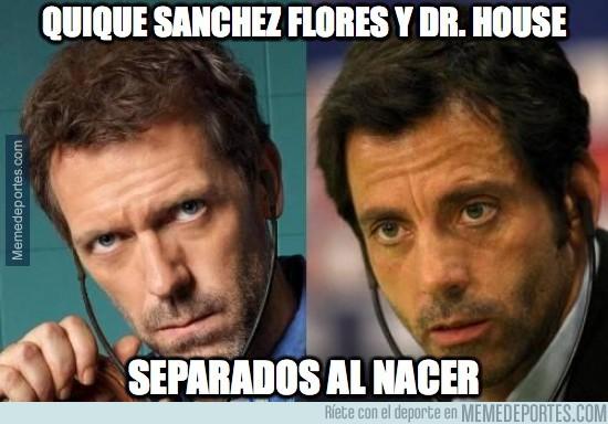 934229 - Quique Sánchez Flores y Dr. House