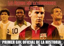 Enlace a Los records más extraordinarios en la Historia del fútbol
