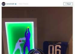 Enlace a El 'regalito' vacilando que Materazzi le ha dejado a Zidane en Instagram