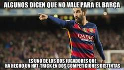 Enlace a Arda tiene un récord que sólo Messi ha igualado esta temporada en el Barça
