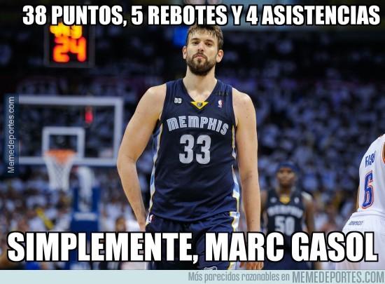 934549 - Partidazo de Marc Gasol ante los Pistons con estadísticas de escándalo