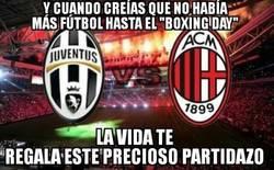 Enlace a Juventus y Milan se juegan hoy la Supercopa Italiana