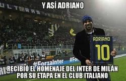 Enlace a Así ha sido el homenaje a la leyenda Adriano